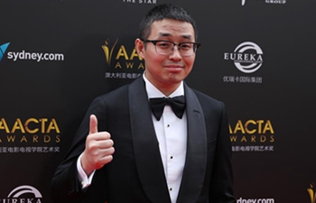 8th awards ceremony of AACTA held in Sydney