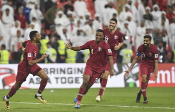 Qatar smash UAE 4-0 to reach AFC Asian Cup final for first time