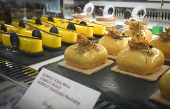 Expo Sweet held in Warsaw, Poland