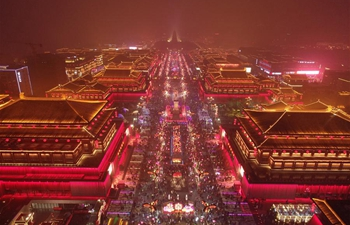 Xi'an sees boom in tourism market as Spring Festival holiday draws to end