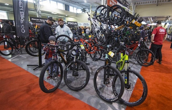 2019 Toronto Int'l Bicycle Show held in Canada