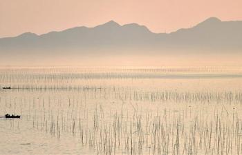A glance of Xiapu in SE China's Fujian