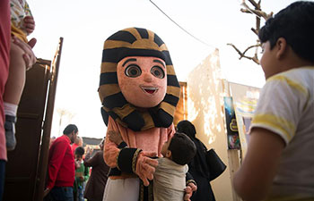 Int'l Nations Festival held in Cairo, Egypt