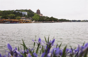 Scenery of Summer Palace in Beijing