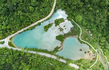 Scenery of Libo County, SW China's Guizhou