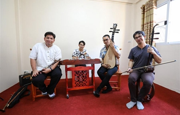 Beauty of Chinese folk music brings together Thai music lovers