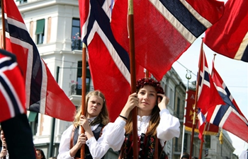 Norwegian Constitution Day celebrated in Oslo