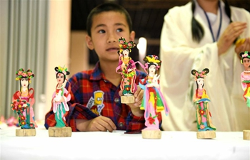 12th Hebei Folk Culture Festival held in Shijiazhuang