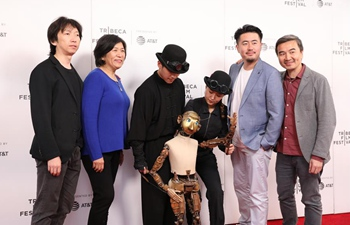 """Chinese documentary """"Our Time Machine"""" resonates with crew and audience"""