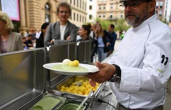 Highlights of Green Sauce Festival in Frankfurt, Germany