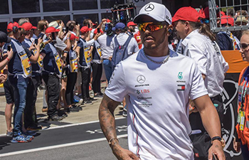 Track parade held before Formula 1 2019 Austrian Grand Prix race