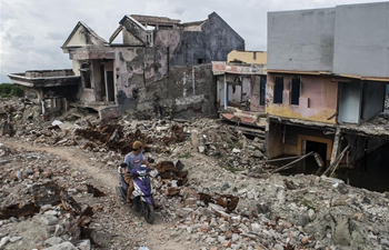 People face uncertain future in earthquake-striken Palu of Indonesia