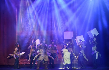7th Arab children's theater festival held in Kuwait