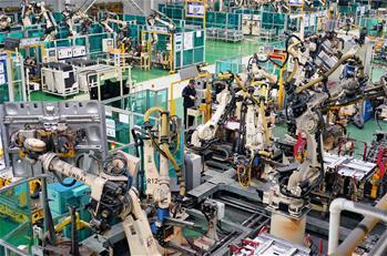 Hebei's Cangzhou benefits from industries taken over from Beijing, Tianjin