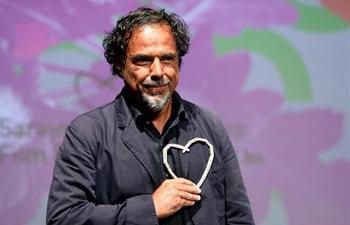 Artists presented with Honorary Heart of Sarajevo award at 25th Sarajevo Film Festival