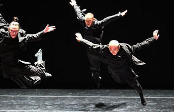 China Contemporary Dance Biennial kicks off in Shanghai