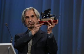 In pics: award ceremony at 76th Venice Int'l Film Festival