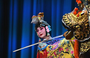 Chinese Culture Day opening ceremony held in Yerevan, Armenia
