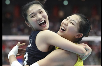 Xinhua sports photos of the week