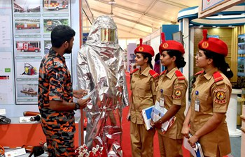 Exhibition organized to mark Int'l Day for Disaster Reduction in Dhaka