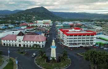 Scenery of Samoa