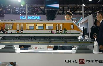 International exhibition on modern railways held in Beijing