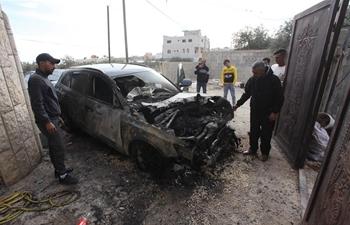 Israeli settlers raid on several villages in Nablus
