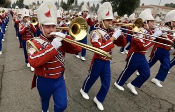 Annual Kingdom Day Parade held in Los Angeles, U.S.