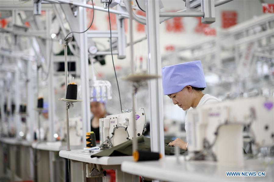 CHINA-NINGXIA-TONGXIN-POVERTY ALLEVIATION-INDUSTRIAL PARK (CN)