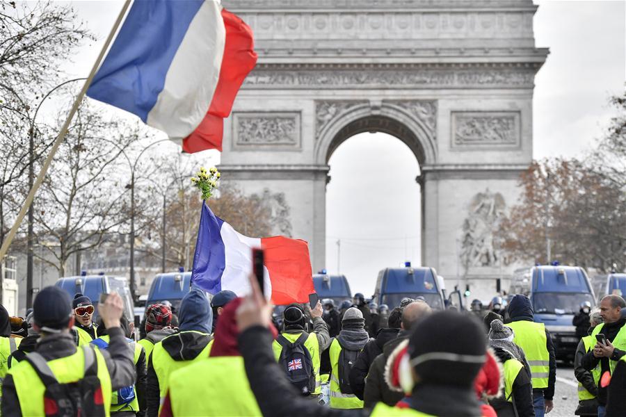 FRANCE-PARIS-