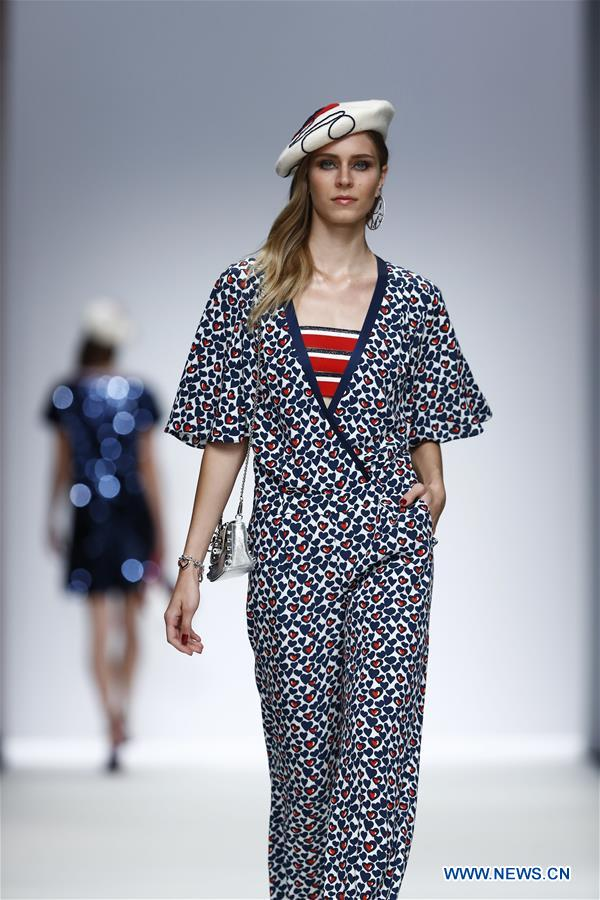 reputable site c3f7a 96d2a Berlin Fashion Week Spring/Summer 2020 held in Germany ...