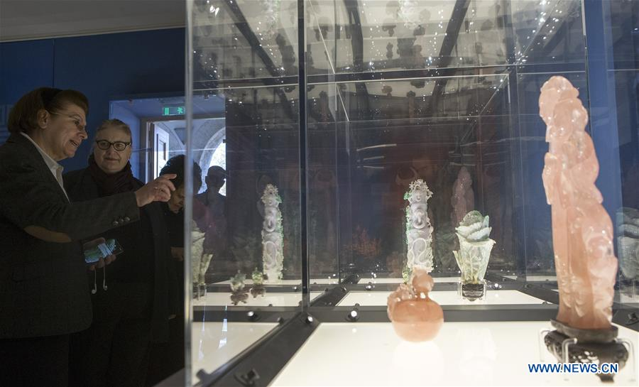 GREECE-ATHENS-EXHIBITION-CHINESE ART