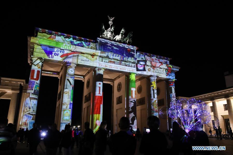 2020 lights berlin festival of 2020 Festival