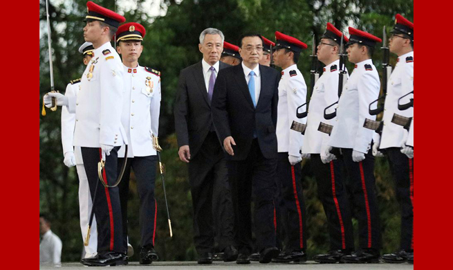 China, Singapore upgrade FTA, eye closer connectivity cooperation