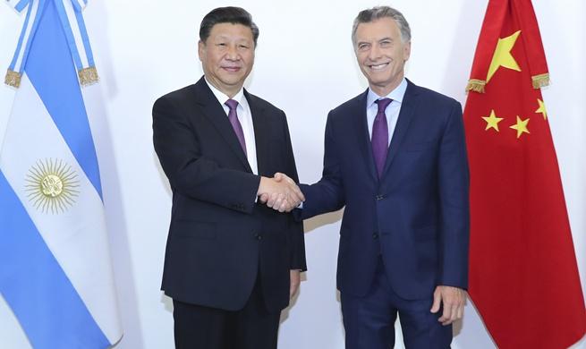 China, Argentina eye new era of partnership