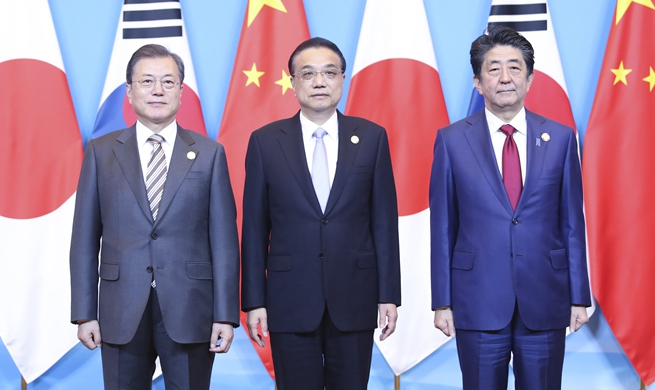 China, ROK, Japan agree to deepen cooperation in next decade