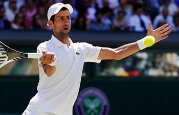 Highlights of Wimbledon Championships men's singles final