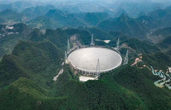 China's FAST telescope identifies 44 pulsars