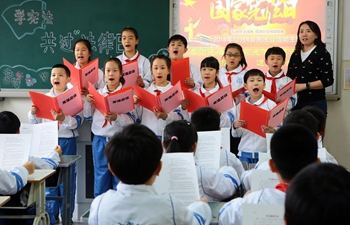 China marks 5th Constitution Day