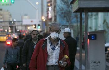 Air pollution hits Tehran, Iran