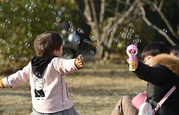 Hefei's balmy weather in winter helps promote outdoor recreation