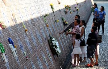 Thailand marks 14th anniv. of 2004 Indian Ocean tsunami