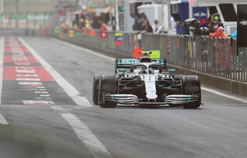 Highlights of Formula One Chinese Grand Prix in Shanghai
