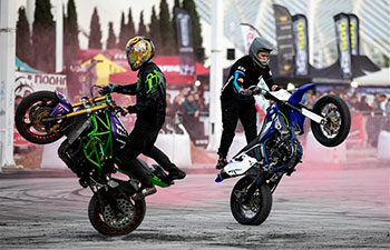 Highlights of 14th Motor Festival in Athens