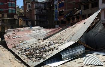 Storm kills one, injures around 40 in Nepal