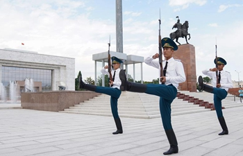 In pics: Bishkek, capital of Kyrgyzstan