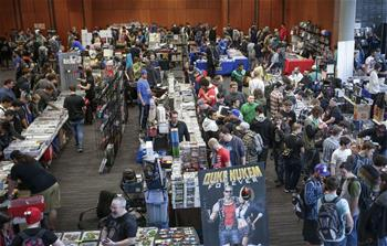 Vancouver Retro Gaming Expo held in Canda