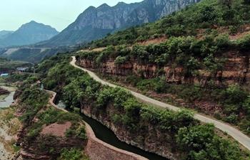 In pics: Hongqi Canal in Linzhou, China's Henan