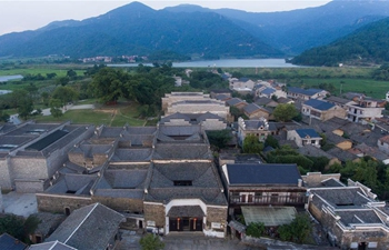In pics: ancient villages in Anyi County, China's Jiangxi