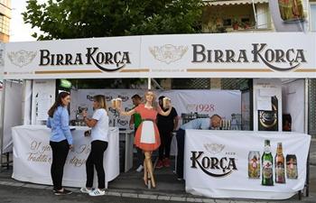 Korca Beer Festival held in Albania